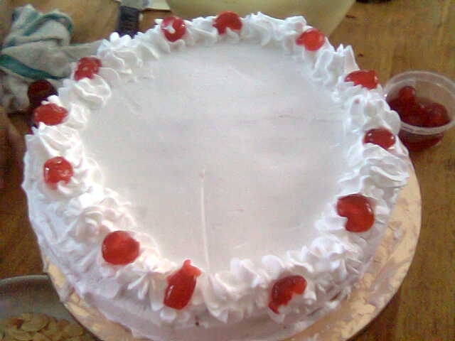 Melinda torta (bez margarina)
