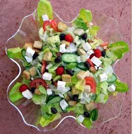Salata od tikvica i patlidžana