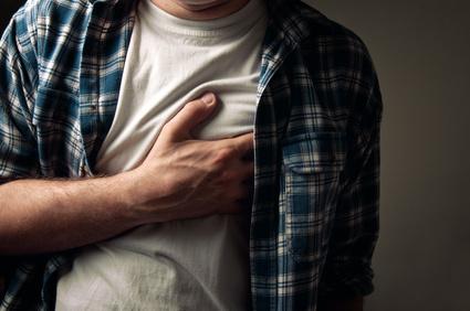 Bol u grudima nije uvek znak infarkta