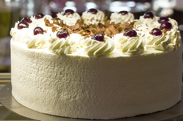 Sočna rafaelo torta