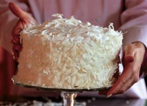 Torta s orasima i kokosom