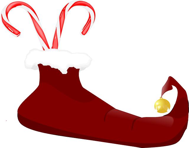 Deda Mrazova čizma