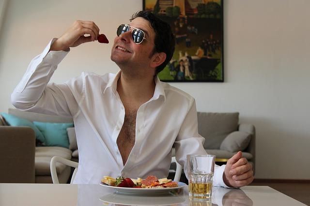 On i njegov doručak