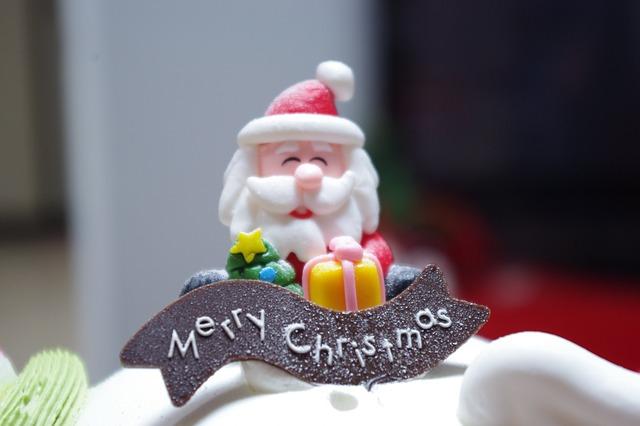 Deda Mraz od marcipana