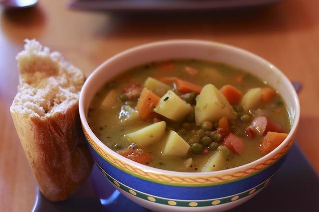 Hladna supa s povrćem