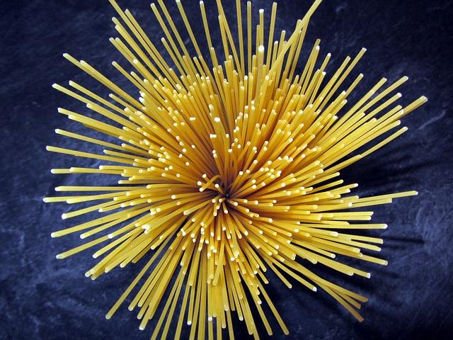 Posni špageti s orasima