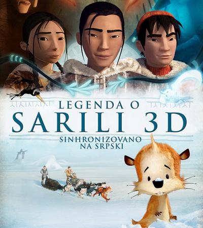 Legenda o Sarili 3D