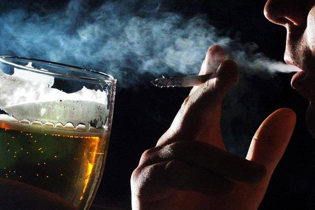 Pušenje i mamurluk