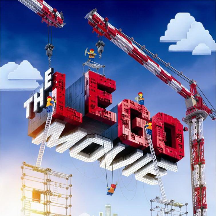 Lego film 3D