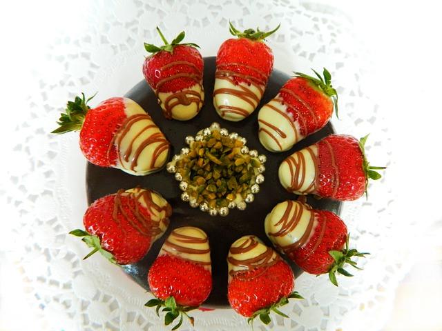 Čokoladno voće