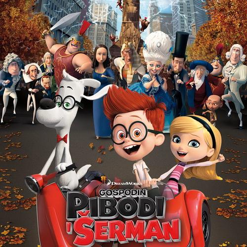 Gospodin Pibodi i Šerman 3D