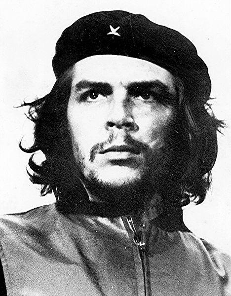 """Čuvena fotografija Če Gevare, fotografa Alberta """"Korde"""" Dijaza, od 5. marta 1960. godine"""