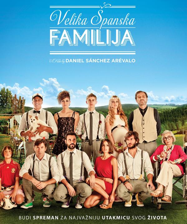 Velika španska familija