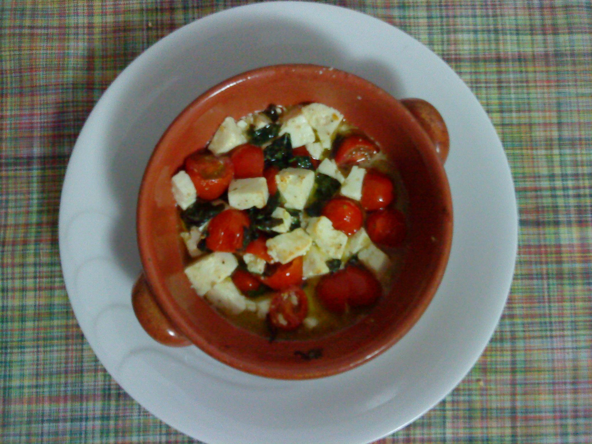 Tomatinja saganaki – savršen grčki recept