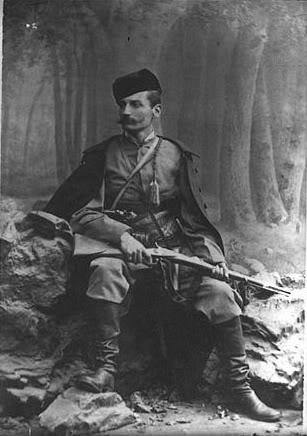 Kralj Petar kao Petar Mrkonjić 1875.