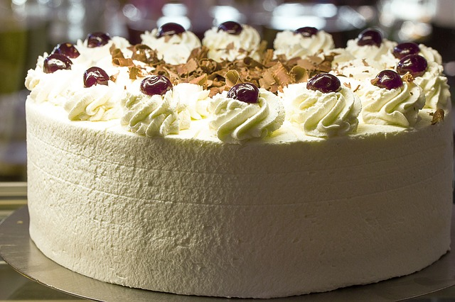 Lagana sladoled torta s pudingom