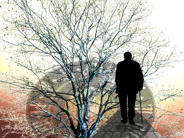 Gubitak supružnika i demencija