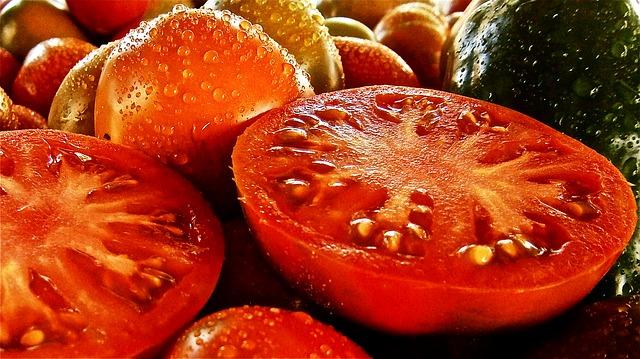 Posna paradajz torta