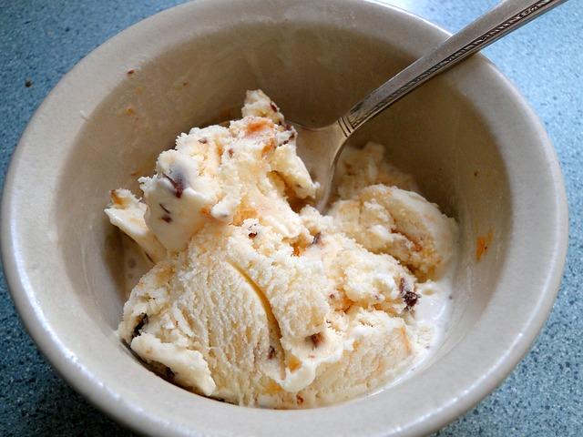 Sladoled kocke