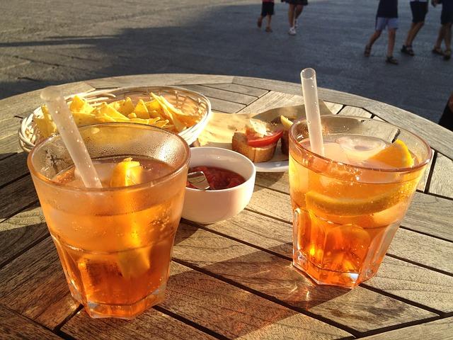 Leti čaj, zimi – sladoled!