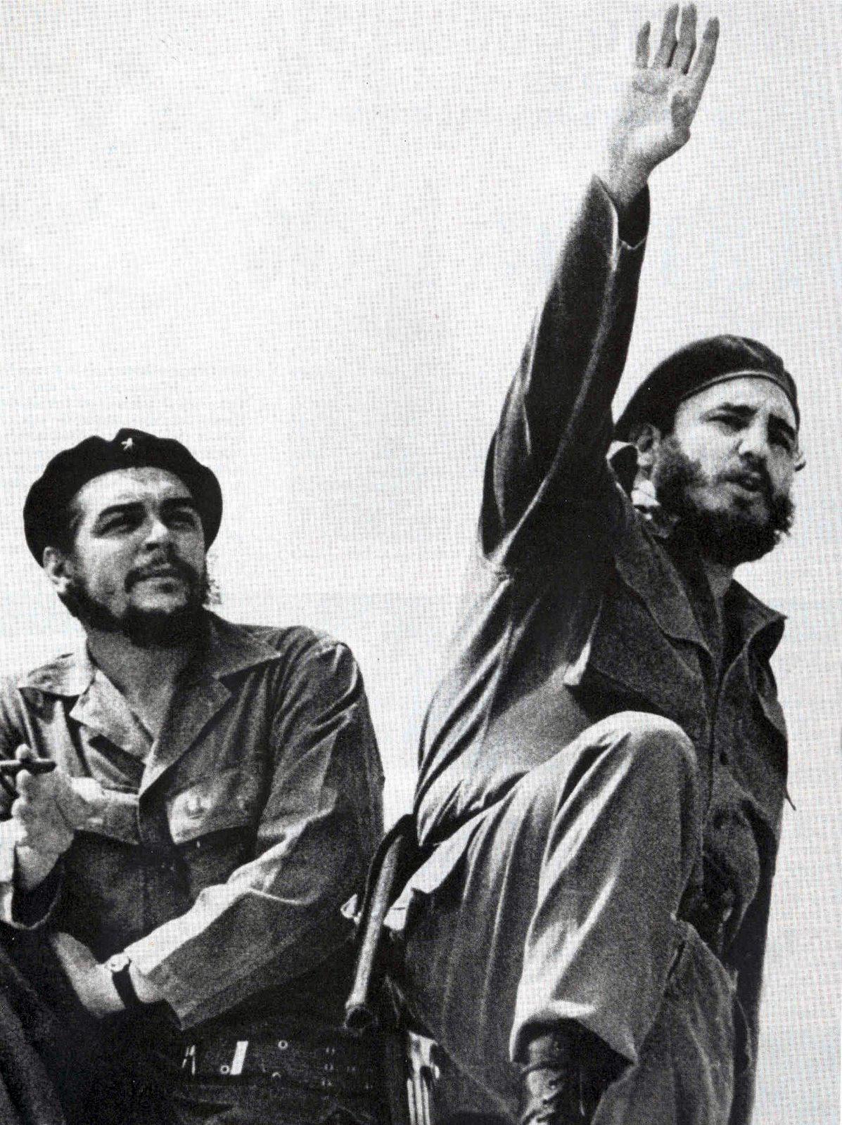 Che-Guevara-and-Fidel-Castro