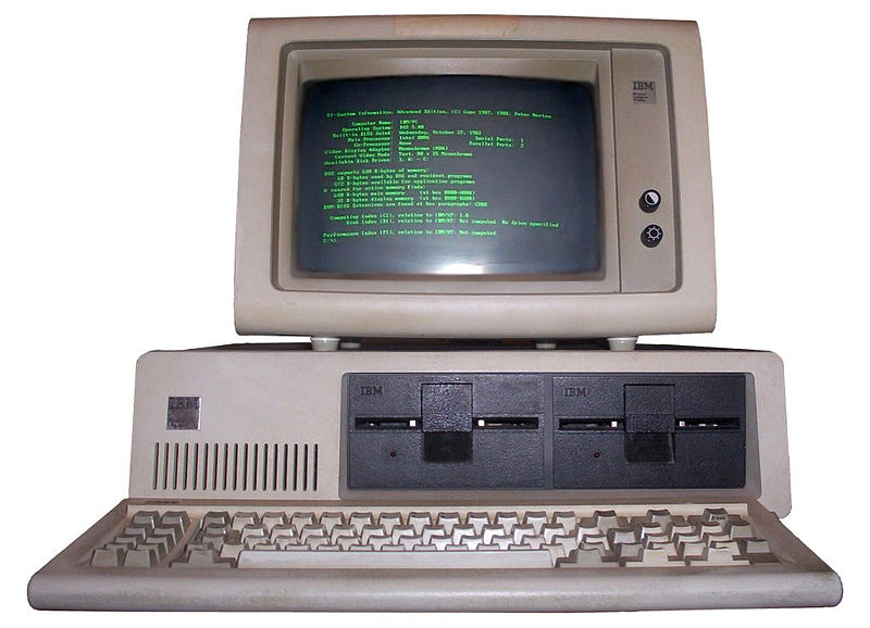 PC 5150 - Foto. Wikipedia