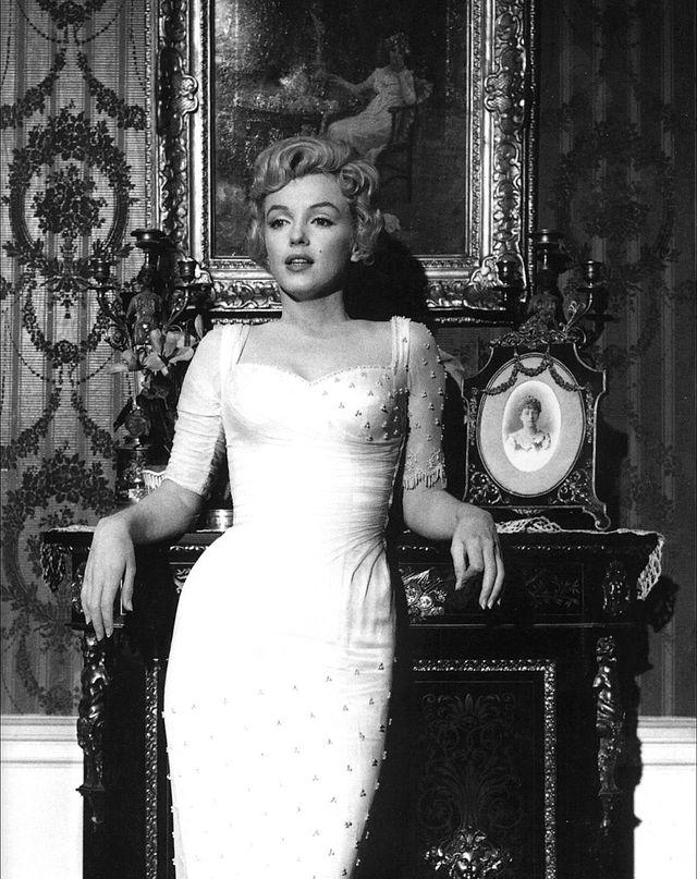 Marilyn Monroe u filmu Princ i plesačica (1957.)