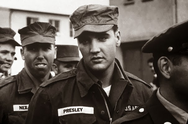Elvis Presley u vojsci, 1958. godina