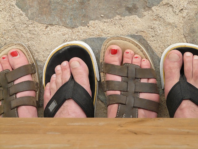 Sve veća stopala!