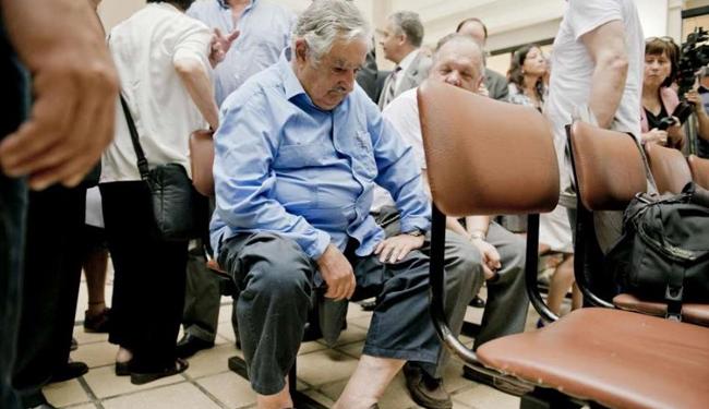 Predsednik čeka u redu kod lekara kao sav ostali svet