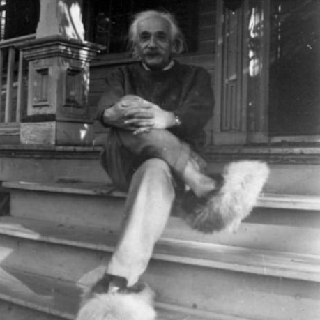 16-Einstein-and-his-furry-shoes