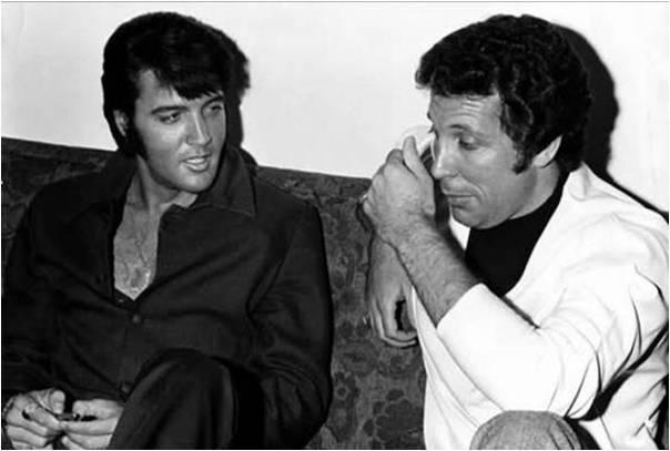Elvis Prisli i Tom Džons