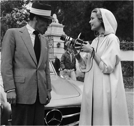 Frenk Sinatra i Grejs Keli