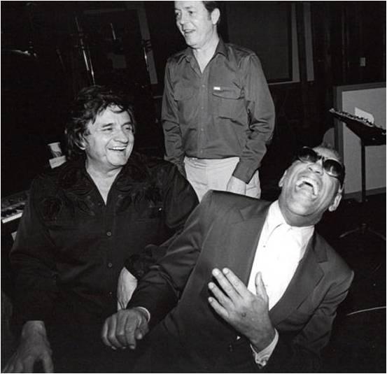 Džoni Keš i Rej Čarls