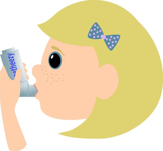 Inhalatori za astmu u školama