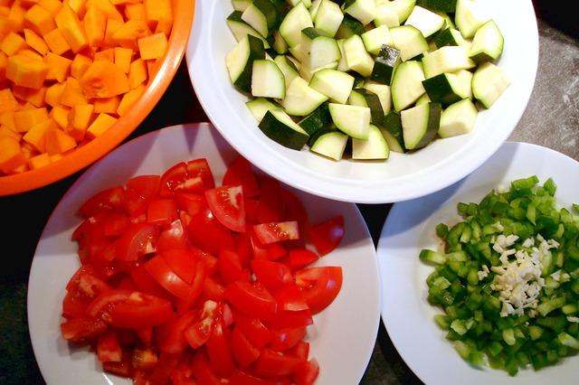 Šarena salata za zimu – neizostavna!