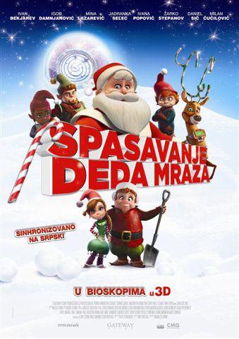Spasavanje Deda Mraza 3D