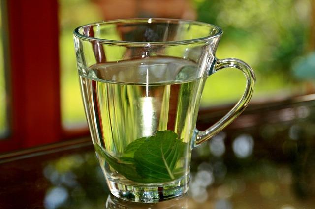 peppermint-tea-352334_640