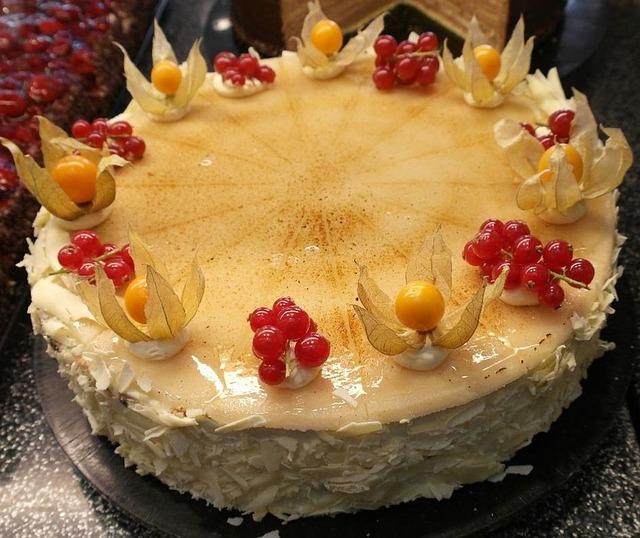 Posna torta sa medom