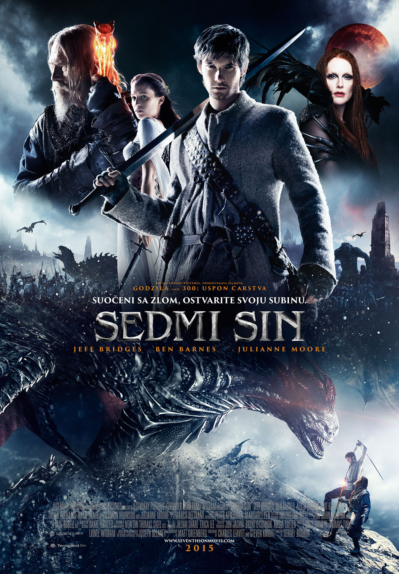Seventh Son za web