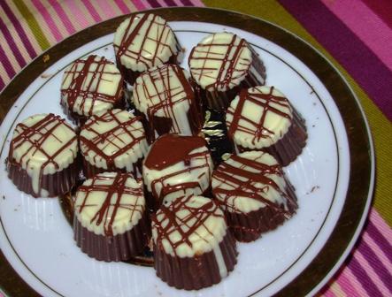 Šarene čokoladice