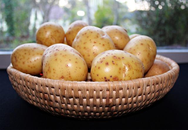 Krompir kugle (slani rafaelo)