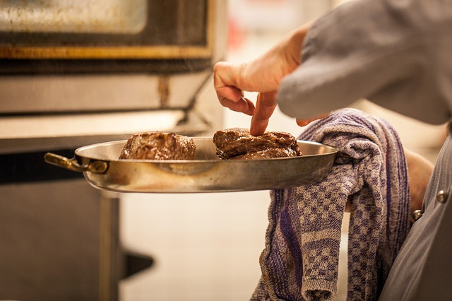 Goveđi biftek sa marsalom i senfom