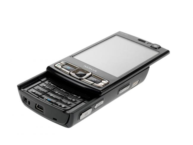 Nokia N95 Foto: Profimedia