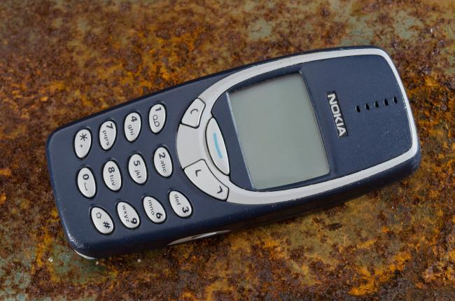 Nokia 3310 Foto: Profimedia