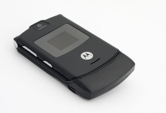 Motorola Razr V3 Foto: Profimedia