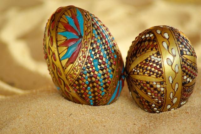 Šarena uskršnja jaja