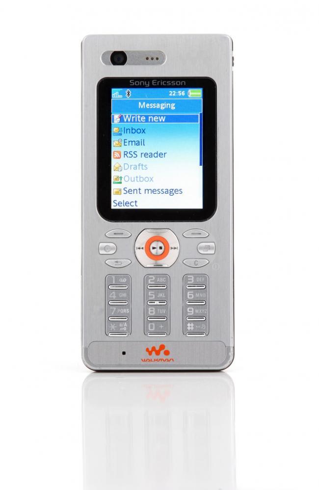 Sony Ericsson W880 Foto: Profimedia