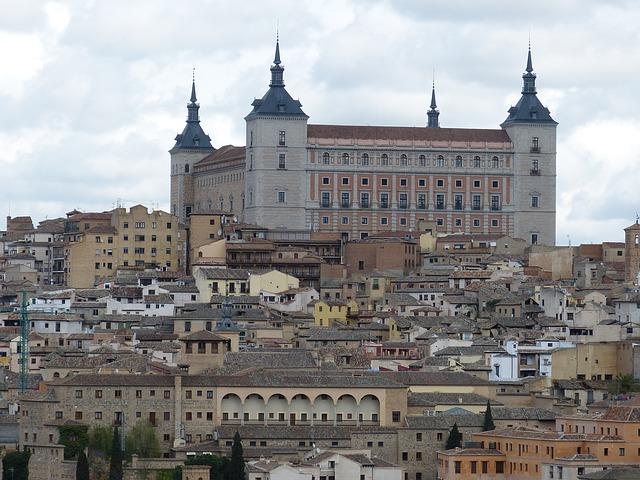 Toledo – grad istorije i mačeva (foto)