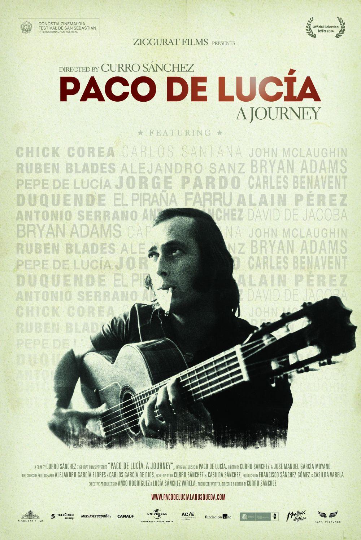 Pako de Lusija: putovanje